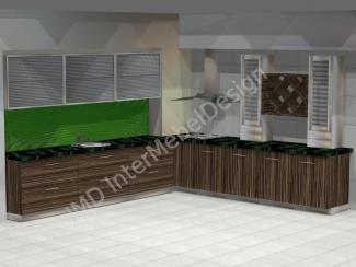 Кухонный гарнитур угловой - Мебельная фабрика «ИнтерМебельДизайн»