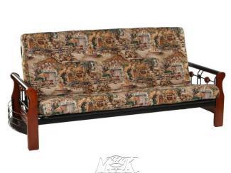Диван прямой Футон - Импортёр мебели «МиК Мебель (Малайзия, Китай, Тайвань, Индонезия)»