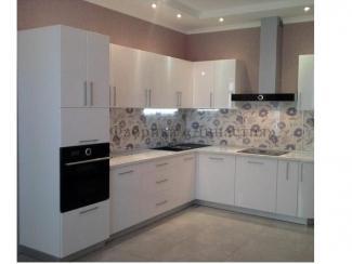 Белая кухня - Мебельная фабрика «Династия»