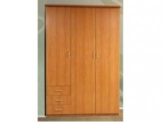 Шкаф 3-х дверный универсальный - Мебельная фабрика «Лига Плюс»