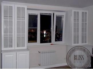 Шкаф-витрина  - Мебельная фабрика «Blessed-Home»