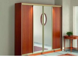 Шкаф-купе 5 - Мебельная фабрика «Азбука мебели»