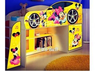 Детская кровать  Мини Маус модель 1 - Мебельная фабрика «ПМК ВиП»