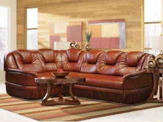 Мягкий угловой диван Мираж