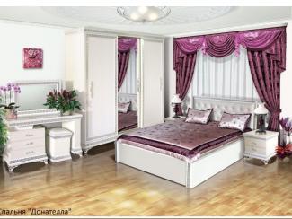 Спальня Донателла - Мебельная фабрика «ЭдРу-М»