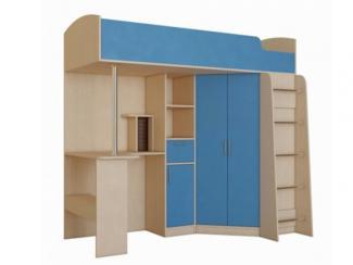 детская Маугли 2 - Мебельная фабрика «Аквилон»