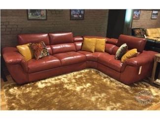 Комфортный угловой диван Неаполь