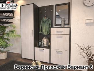 Прихожая Вернисаж вариант 6 - Мебельная фабрика «Элна»
