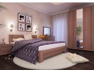 Спальный гарнитур Волхова 2 - Мебельная фабрика «Волхова»