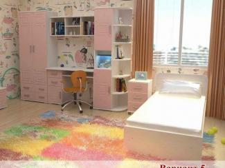 Детская Индиго вариант 5 - Мебельная фабрика «Элна»