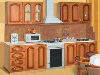 кухня прямая Классика 4 - Мебельная фабрика «Долес»