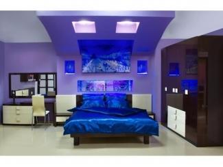Удобная спальня 06 - Мебельная фабрика «Астмебель»