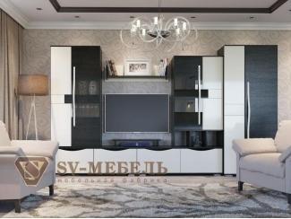 Гостиная Нота 26 - Мебельная фабрика «SV-мебель»
