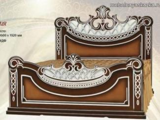 Кровать Глория - Мебельная фабрика «Мебельная Сказка»