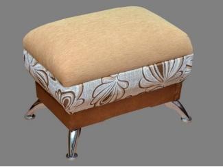 Пуфик на ножках - Мебельная фабрика «Династия»