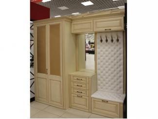 Светлая прихожая - Мебельная фабрика «Симбирский шкаф»