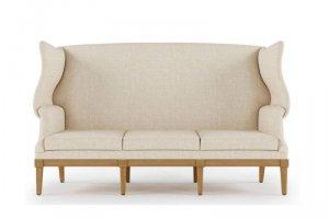 Диван с высокой спинкой Rich - Импортёр мебели «СофаРумс (Германия)»
