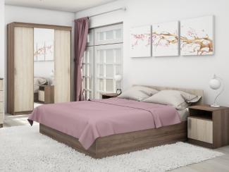 Спальня Бася 3 - Мебельная фабрика «Астрид-Мебель (Циркон)»