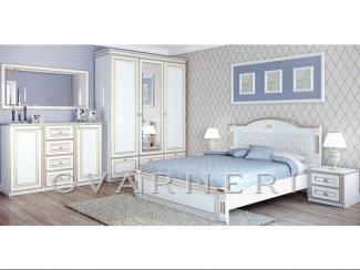 Спальня Грэта - Мебельная фабрика «Гварнери»