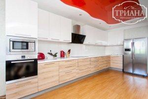 Угловая модель кухни Бостра - Мебельная фабрика «Триана»