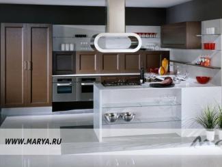 Кухонный гарнитур «Farm» (Модерн) - Мебельная фабрика «Мария»