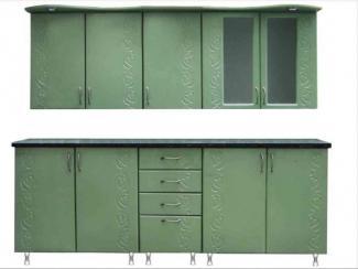 Кухня Сирень-1 МДФ