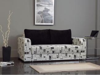 Диван прямой Бостон 130 - Мебельная фабрика «Гротеск»
