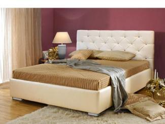 кровать двуспальная 2 - Мебельная фабрика «Элфис»