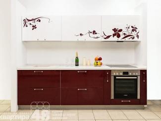 Кухонный гарнитур прямой Соната 2 - Мебельная фабрика «Камеа (Квартира 48)»