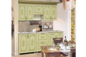 Кухня Престиж 2.2 с патиной - Мебельная фабрика «Аристократ»