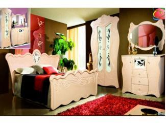 Спальный гарнитур Арина 3 - Мебельная фабрика «Альбина»