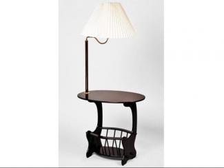 Стол журнальный LW649 Man - Мебельная фабрика «Лагуна»