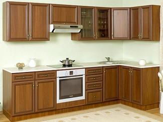 Кухонный гарнитур угловой Екатерина  - Мебельная фабрика «Мебель плюс»
