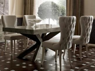 Стол обеденный деревянный - Импортёр мебели «Spazio Casa»