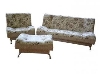 Диван прямой Графиня 2 - Мебельная фабрика «Интерьер-мебель»