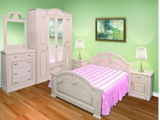 Спальня Карина 08 - Мебельная фабрика «Гар-Мар»