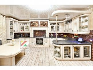 Кухня Августа - Мебельная фабрика «Корпус»