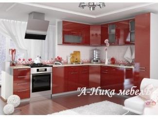 Большая угловая кухня Жозефина - Мебельная фабрика «А-Ника», г. Ульяновск