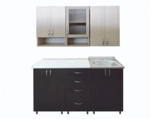 Кухня прямая - Мебельная фабрика «ИнтерСиб»