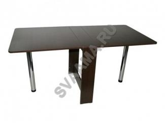 Темный стол книжка 423  - Мебельная фабрика «Сваама»