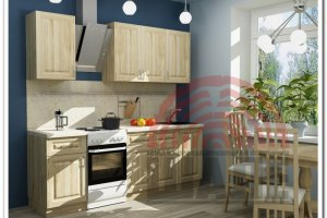 Мини-кухня Метер-Оксфорд - Мебельная фабрика «ВМК-Шале»