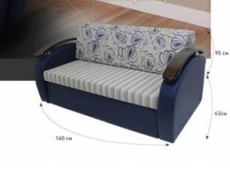 Прямой диван Кит - Мебельная фабрика «Одиндиван», г. Ульяновск