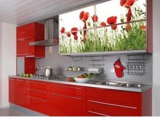 Прямая кухня Модерн - Мебельная фабрика «Найди»