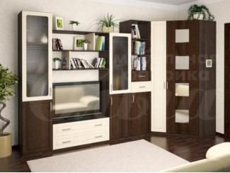 Гостиная с угловым шкафом Гармония  - Мебельная фабрика «Ольга»