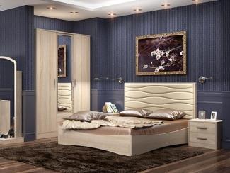 спальня Джустин Дуб сонома - Мебельная фабрика «Уфамебель»