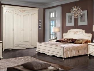 Спальня Валенсия - Мебельная фабрика «Гомельдрев»