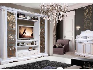 Гостиная стенка - Мебельная фабрика «КМК»