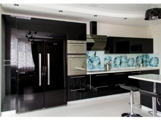 Черная кухня Цюрих - Мебельная фабрика «Статус»