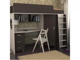 Кровать для детской комнаты  Сказка - Мебельная фабрика «Крона-М»