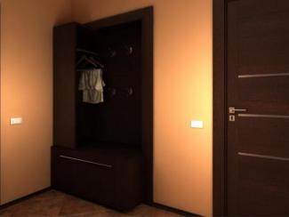 Прихожая прямая Венге - Мебельная фабрика «Мебель от БарСА»